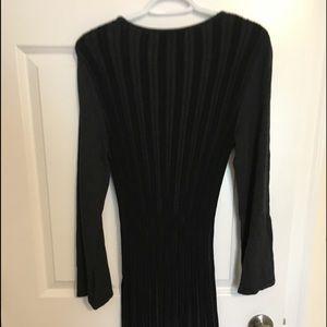 Black evening dress.  Size XL